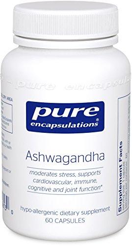 Pure Encapsulations Ashwagandha Cardiovascular Occasional