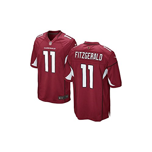 Jersey Larry Fitzgerald (Nike Men's Larry Fitzgerald Arizona Cardinals Game Jersey)