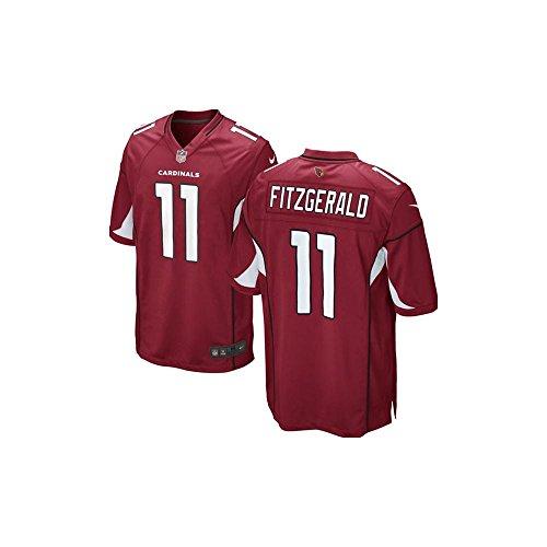 Nike Men's Larry Fitzgerald Arizona Cardinals Game (Nike Cardinal Football Jersey)