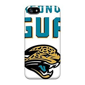 Hot Fashion YEcjbRD4270GfoBa Design Case For Sumsung Galaxy S4 I9500 Cover Protective Case (jacksonville Jaguars Logo Nfl)