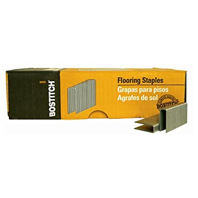 BOSTITCH BCS1512-1M 15-1/2-Gauge 1-1/2-Inch Hardwood Flooring Staples