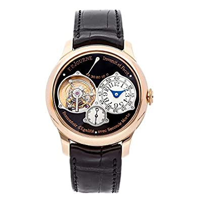 F.P. Journe Souverain Mechanical-Hand-Wind Male Watch 620-TN (Certified Pre-Owned) by F.P. Journe