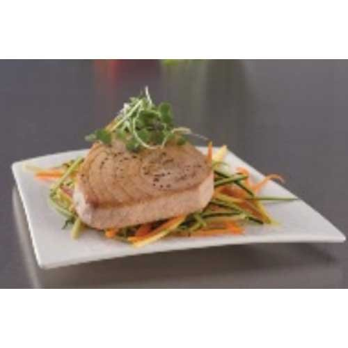 Trident Seafoods Skinless Boneless Yellowfin Tuna Steak - 20 of 8 Ounce Pieces, 10 Pound -- 1 each.