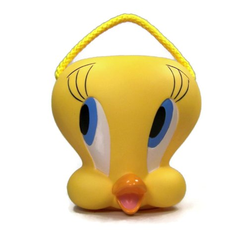 Applause Tweety Carry All Pail Bucket Planter 41258