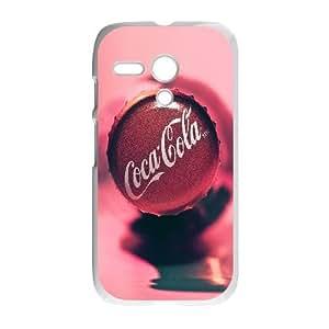 Coca Cola Motorola G Cell Phone Case White Mnxix