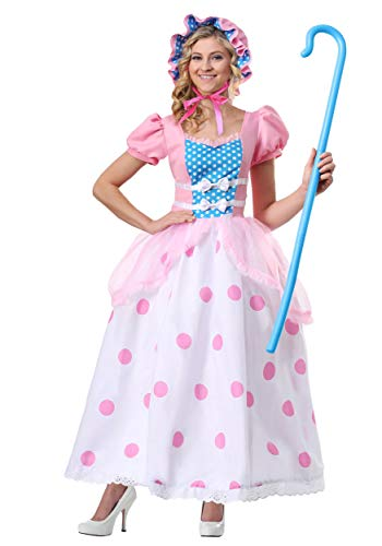 Bo Peep Halloween Costume for Adults