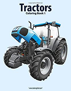 Big Boss Tractor Coloring Pages to Print | Free | Tractors |Farm | 320x248