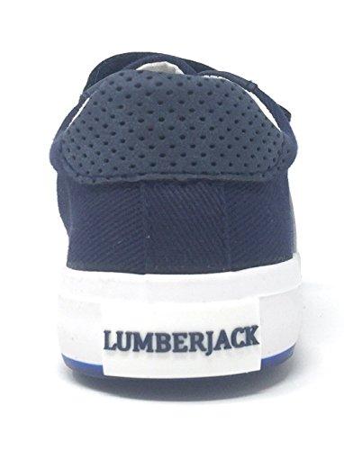 Navy Sb41505 004 C02 Enfant red Sneakers Blue Lumberjack dXTwqPT