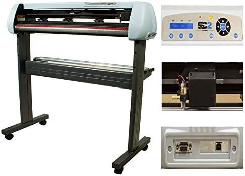 Cortador de vinilo USCutter SC2 de 71 cm con diseño de corte de vinilo y software de corte: Amazon.es: Juguetes y juegos