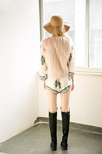 Vlunt - Chaleco - para mujer Flesh Rosa