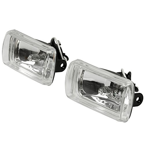 Blazer RE774C Rectangular Radiant Effects Driving Light Kit - Clear