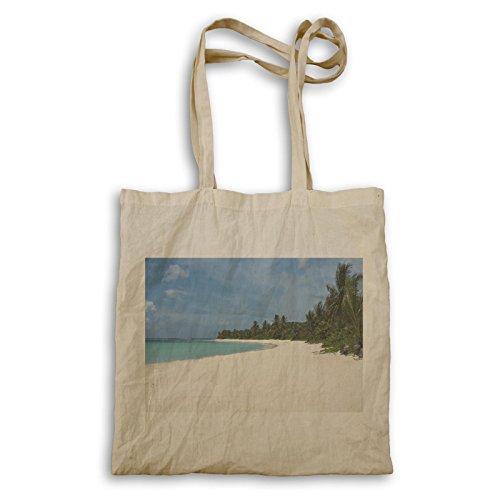 La Vita È Bella Viaggio Il Mondo Borsa Da Spiaggia B964r