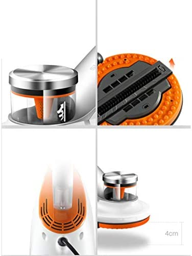 Aspirateur en Plus des crachats, stérilisateur UV, lit Domestique, à Tapis, Orange (42x23.5x23cm) Xuan - Worth Having