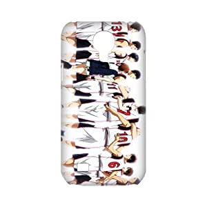 Custom Japanese sports manga series Kuroko's Basketball Case for SamSung Galaxy S4 mini 3D Hard Plastic Shell Cover(HD image)