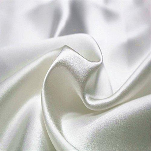 100% Pure Charmeuse Silk Fabric 19mm 45