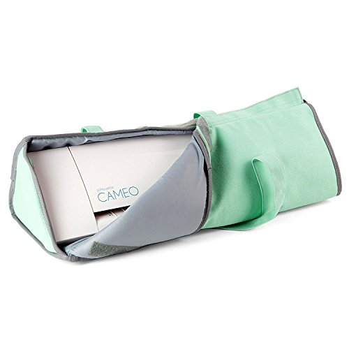 Silhouette Cameo 2 Light Tote Bag - Green by Silhouette America