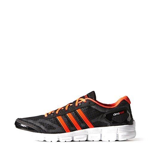 Adidas CC Fresh M Climacool Laufschuhe core black-solar red-core white - 42