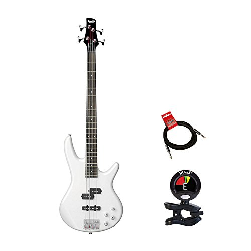 Ibanez GSR200PW GIO 4 String Electric Bass Guitar in for sale  Delivered anywhere in USA