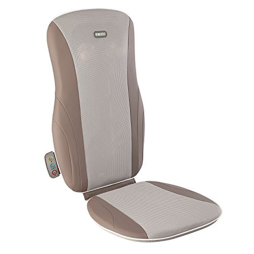 HoMedics Shiatsu Massage Cushion MCS-125H-THP