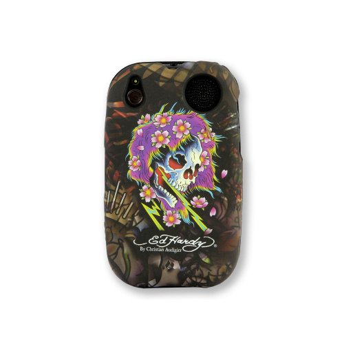 Ed Hardy Faceplate for Palm Pre - Beautiful Ghost Tattoo Beautiful Ghost Tattoo