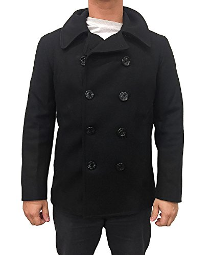 Wool Melton Toggle Coat - 7