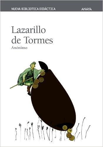 Libro Lazarillo de Tormes, de Anónimo - Cine de Escritor