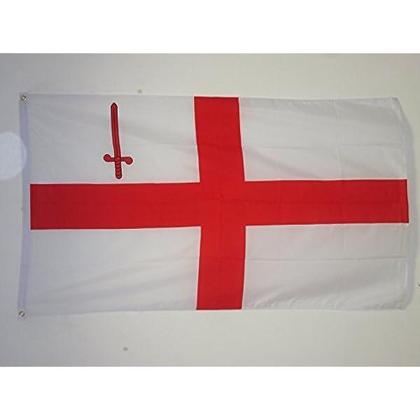 England Grommet Flag 3/' x 5/'