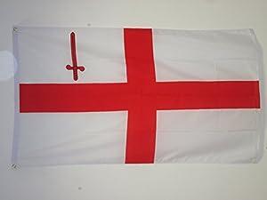 CITY OF LONDON FLAG 3 X 5