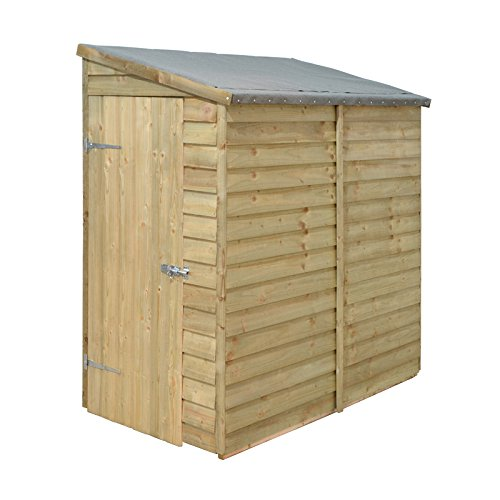 41OpmBcwfSL. SS500  - 6x3 Overlap Wall Shed