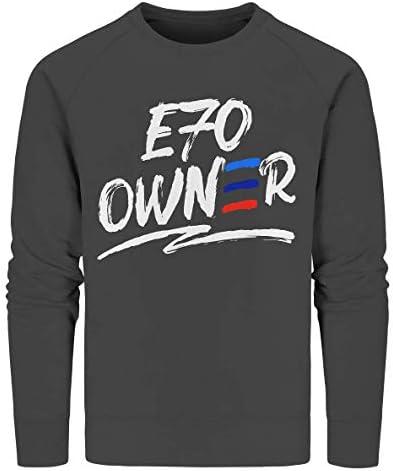 glstkrrn E70 Owner Sweatshirt