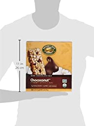Nature\'s Path Organic Granola Bars Chococonut Dark Chocolate Chip -- 5 Bars