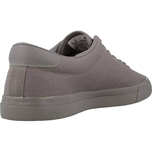 Gris Deportivo Gris Underspin Twill FRED Calzado FRED Hombre PERRY PERRY Hombre Color Marca Gris para Deportivo Modelo para Calzado wvWCIpHq