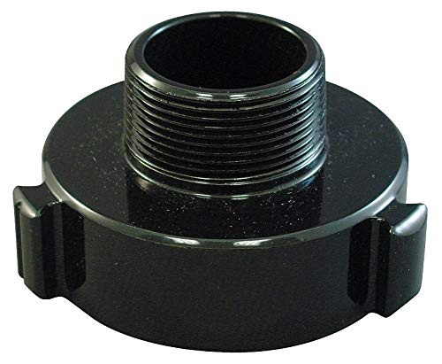 Moon American Fire Hose Rocker Lug Adapter, Nonswivel Adapters Fittings Sub-Category, NH Female x GHT Male Connect - 369-1020754