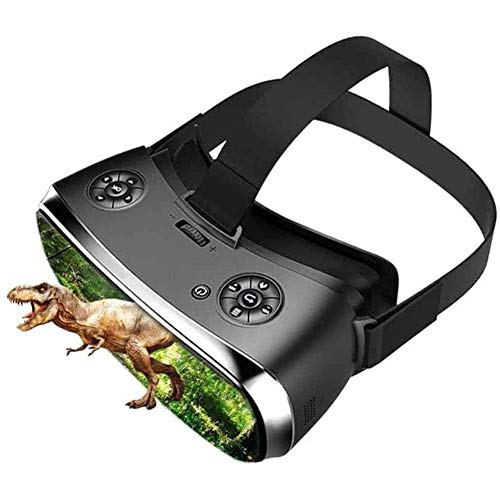 AJL Wireless VR Headsets Standalone All-In-One Virtual Reality Glasses OLED 3D Goggles Virtual PC Headset,S900, 3G, 16GB…