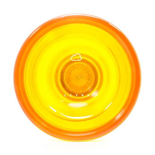 Luftverk Magicyoyo Skyva, Translucent Orange