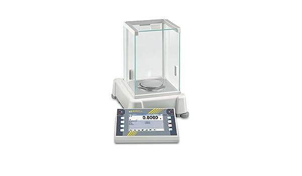 WLAG100 Serie AET Balanza Analítica, 1 mg Valor de Homologación, 0.001-100 g Ámbito de Pesaje, 0.00001 g Graduación: Amazon.es: Industria, empresas y ciencia