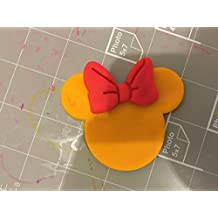 Girl Mouse - Bow and Head Cookie Cutter Set