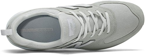Balance Ml574v2 Baskets gris New Blanc Homme vaF7Sw