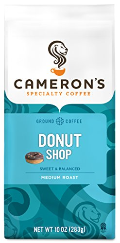 Cameron's Coffee Donut Shop Blend, 10 Ounce Bag