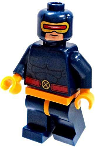 Lego 2014 Marvel X-men Cyclops minifigure