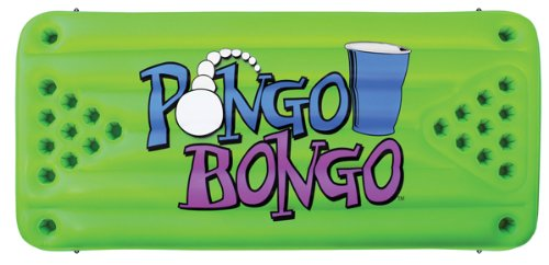 Airhead AHPB-1 Pongo Bongo Beer Pong Table with 2 Balls by Airhead