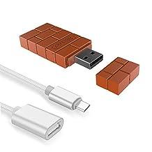 8Bitdo USB Wireless Bluetooth Portable Adapter Recevier for Nintendo Switch, Windows, macOS Android TV box, Raspberry Pi