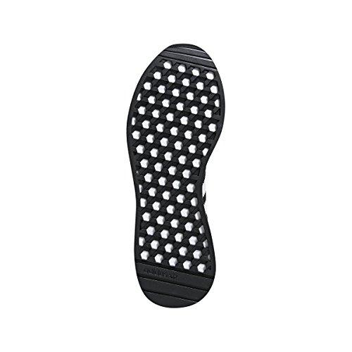 Adidas Originals Heren Iniki I-5923 Zwarte Hardloopschoenen Kern Zwart / Hardlopen Wit / Koper Metallic