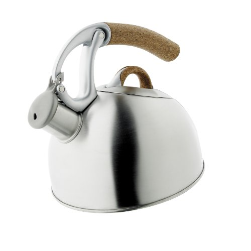 OXO Good Grips Anniversary Edition Uplift Tea Kettle, Brushe