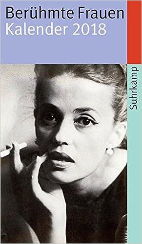 Pusch, Luise F. (Hg'in) - Berühmte Frauen: Kalender 2018