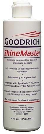Goodrich ShineMaster Cosmetic De-Ice Boot Treatment - Pint Bottle
