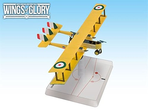 Wings of Glory: WWI - Caproni CA.3 (La Guardia) by Ares Games