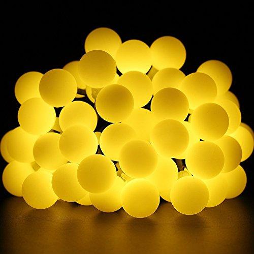 Outdoor Ball String Lights - 2