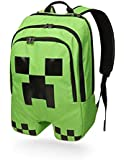 Minecraft Creeper Adjustable Backpack