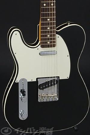 Fender Japón tl62b/LH BLK LEFTY zurdos japonés guitarra eléctrica telecaster y negro (Japón Importación): Amazon.es: Instrumentos musicales